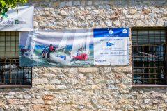 Campionati italiani open di vela classe Dolphin 81. 9-11 giugno 2017, Gargnano, (Brescia).Copyright Mario Rota/Classe Dolphin 81